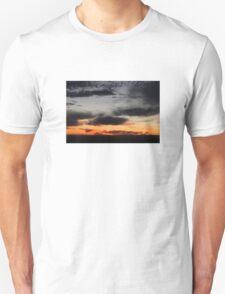 Sky over Munich 13th November 2015 - #29 Unisex T-Shirt