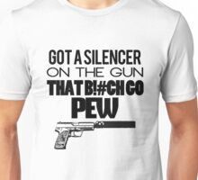 GO PEW Unisex T-Shirt