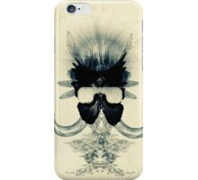 A black angel from Aksoum iPhone Case/Skin