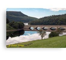 Ladybower Reservoir Canvas Print