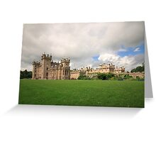 Floors Castle Greeting Card