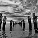 Still Standing - Clifton Springs Victoria by Graeme Buckland