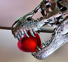 Jurassic Heart by SuddenJim