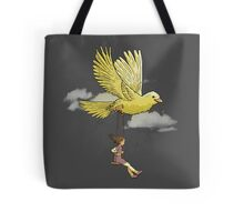 Higher, up to the sky!! Tote Bag