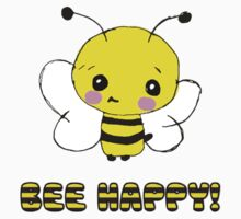 bee happy! by Zozzy-zebra
