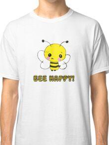 bee happy! Classic T-Shirt
