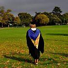 Walk to Graduation by Karen  Betts