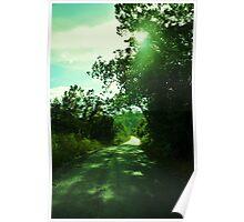 Sun Ray Poster