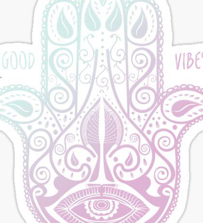HAMSA PALM Sticker