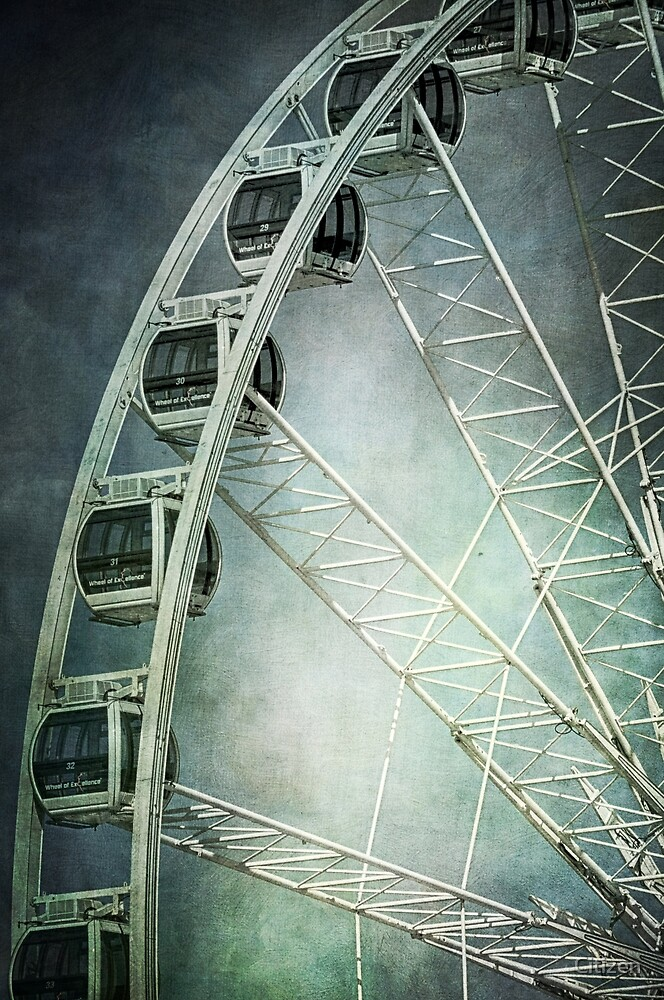 The Big Wheel by Nicola Smith