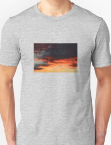 Sky over Munich 13th November 2015 - #42 Unisex T-Shirt