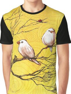 Early Bird Tweets Graphic T-Shirt