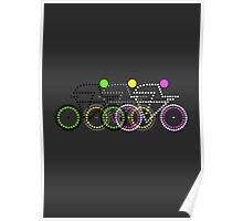 Olympics Cycle Poster