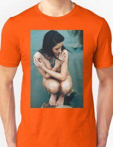 Nude Women Sexy - Sensual Unisex T-Shirt
