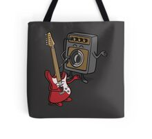 I wanna rock! Tote Bag