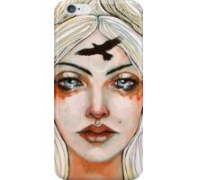 Freyja Norse goddess iPhone Case/Skin