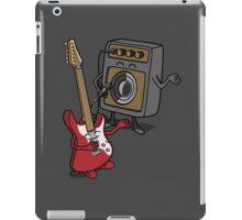 I wanna rock! iPad Case/Skin