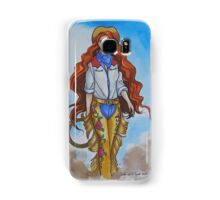 She's The Competition Samsung Galaxy Case/Skin