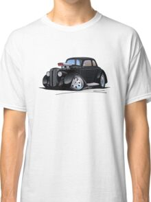 1936 Plymouth Coupe (B) Black Classic T-Shirt