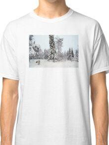 Deer in Lapland Classic T-Shirt