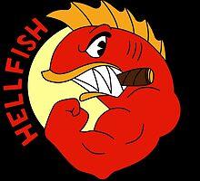 Hellfish by timur139