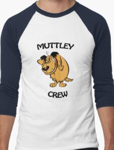 Muttley Crew  Men's Baseball ¾ T-Shirt