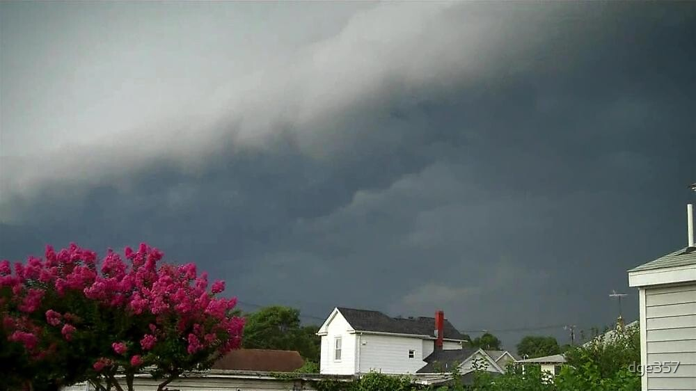 Severe Storm Warning 8 by dge357