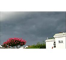 Severe Storm Warning 14 Photographic Print