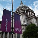 St Pauls and the Games by mike  jordan.
