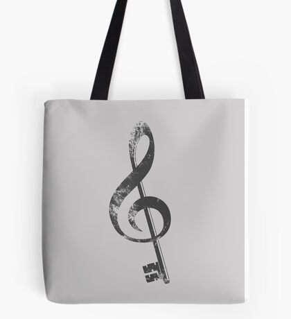 The G key. Tote Bag