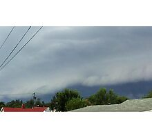 Severe Storm Warning 17 Photographic Print