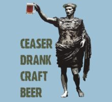 Ceaser Drank Craft Beer by CarlDurose