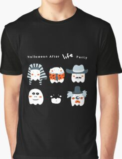 After LIFE Party Graphic T-Shirt