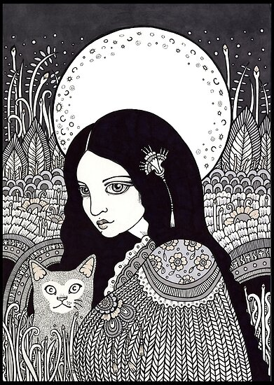 Celeste by Anita Inverarity