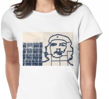 Che Lines Womens Fitted T-Shirt