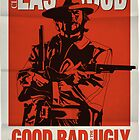 The Good, The Bad and the Ugly by petemag