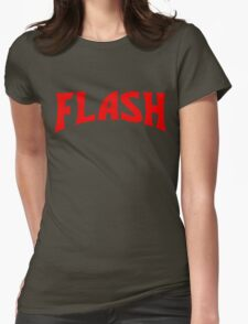 Flash Gordon - Saviour Of The Universe Womens Fitted T-Shirt
