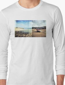 St Ives, Cornwall Long Sleeve T-Shirt