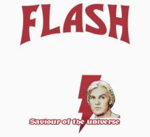 Flash Gordon - Saviour Of The Universe by MikeBlake