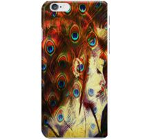 Miss Peacock - Iphone iPhone Case/Skin