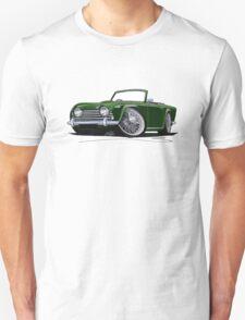 Triumph TR5 Dark Green Unisex T-Shirt