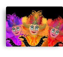 Diablada - Carnival of Oruro Canvas Print