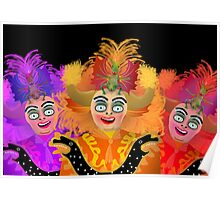 Diablada - Carnival of Oruro Poster