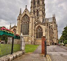 St Georges Minster Doncaster by Peterwlsn