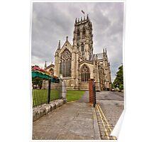 St Georges Minster Doncaster Poster