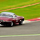 E Type Challenge No 73 by Willie Jackson