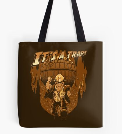 It's a trap! Tote Bag