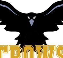 Smallville Crows Sticker