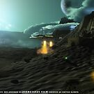 Exploring unknown Exo-planets by VirtualArtist