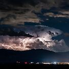 Lightning Storm by Cat Connor